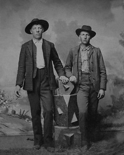 1875 brothers cole bob younger glossy 16x20