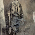Thumb billy the kid ferrotype